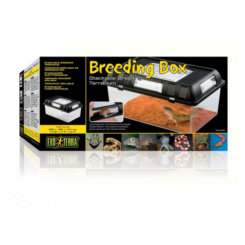 Exo Terra Breeding Box Medium 300x200x150mm