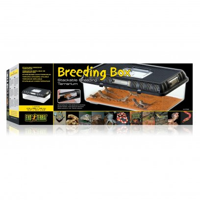 Exo Terra Breeding Box Large 415x265x148mm