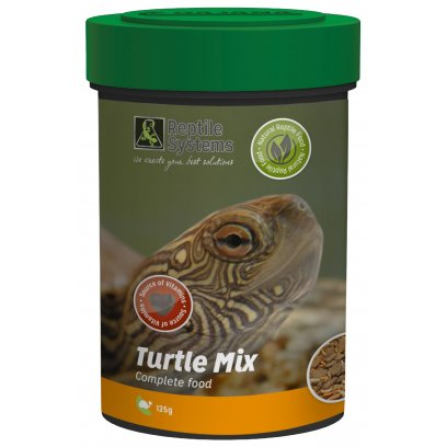Reptile Systems Turtle Mix Complete Food 125g