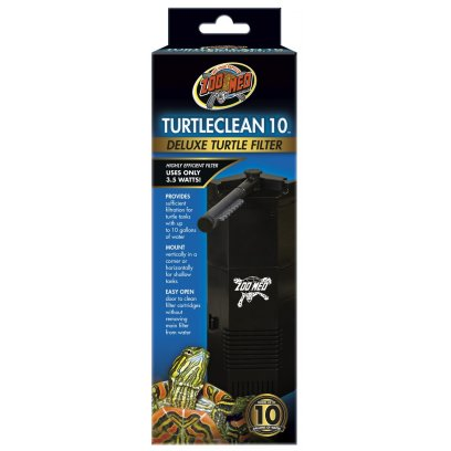 Zoo Med Turtleclean 10 Delux Turtle Filter (40GPH)