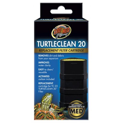 Zoo Med Turtleclean 20 Replacement Filter