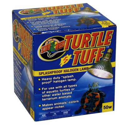 Zoo Med Turtle Tuff Halogen Lamp 50W