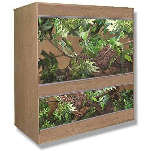 Vivexotic Winchester Oak AX48 Vivarium 1220x610x1216mm