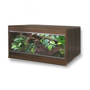 Vivexotic Tobacco Walnut MODX24  Vivarium 919x610x610mm