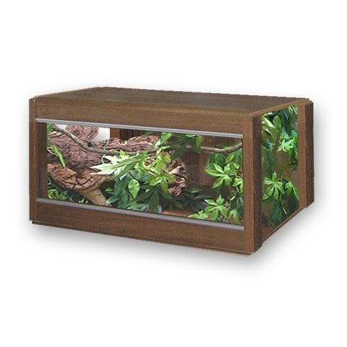 Vivexotic Tobacco Walnut MODX24  Vivarium EXTENSION 919x610x610mm
