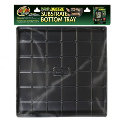 Zoo Med NanoBreeze Substrate Bottom Tray Nano