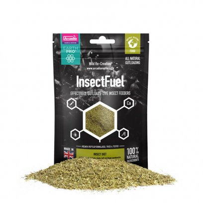 Arcadia EarthPro InsectFuel 50g