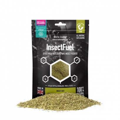 Arcadia EarthPro InsectFuel 250g