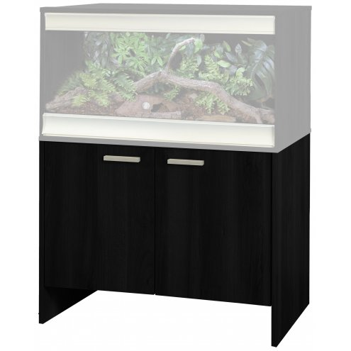Vivexotic Cabinet - Medium Black 86x49x64.5cm