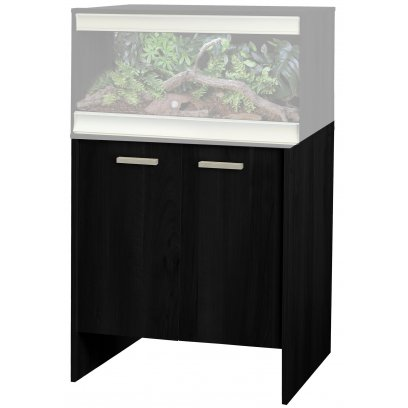 Vivexotic Cabinet - Small Black 57.5x49x64.5cm