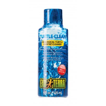 Exo Terra Turtle Clean Water Conditioner 120ml
