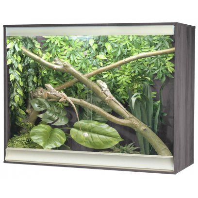 Vivexotic Viva+ Arboreal Vivarium - Large-Deep Grey 115x61x91.5cm