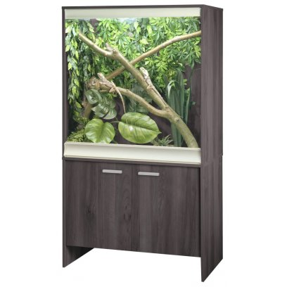 Vivexotic Viva+ Arboreal Vivarium & Cabinet - Medium Grey