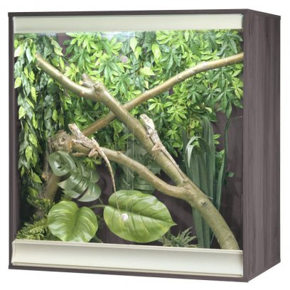 Vivexotic Viva+ Arboreal Vivarium - Medium Grey 86x49x91.5cm