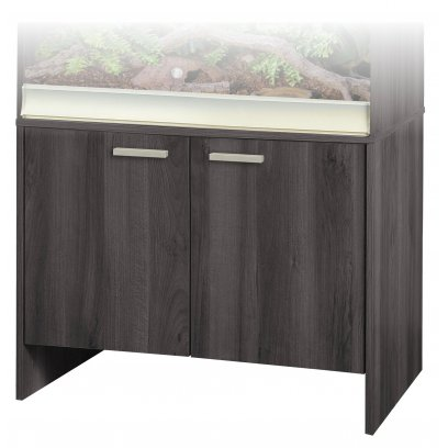 Vivexotic Cabinet - Medium Grey 86x49x64.5cm