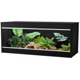 Vivexotic Repti-Home Vivarium - Maxi Extra Large Black 137.5x49x56cm