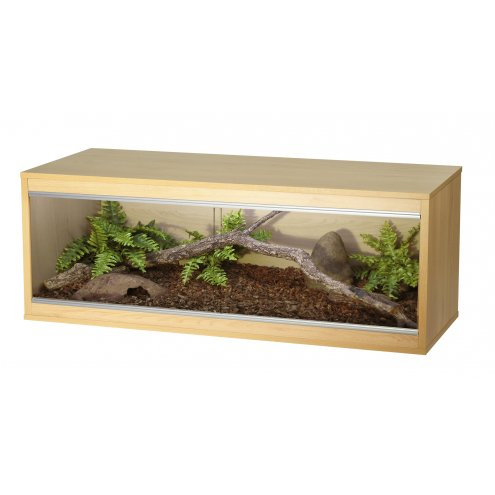 Vivexotic Repti-Home Vivarium - Large Beech 115x37.5x42cm