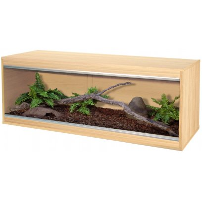 Vivexotic Repti-Home Vivarium - Maxi Extra Large Oak 137.5x49x56cm