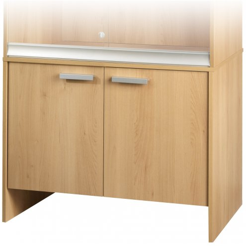 Vivexotic Cabinet - Medium Beech 86x49x64.5cm