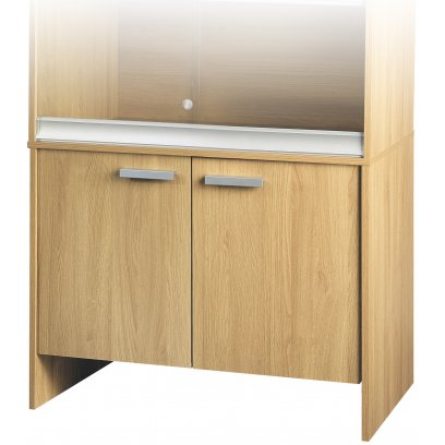 Vivexotic Cabinet - Medium Oak 86x49x64.5cm