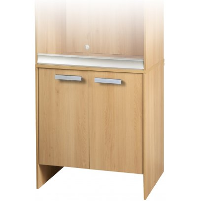 Vivexotic Cabinet - Small Beech 57.5x49x64.5cm