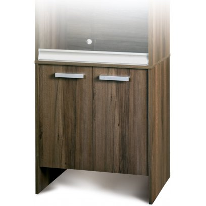 Vivexotic Cabinet - Small Walnut 57.5x49x64.5cm