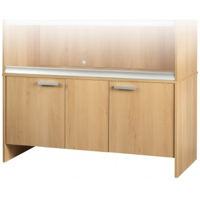 Vivexotic Cabinet - Maxi Extra-Large Beech 137.5 x 49 x 64.5cm