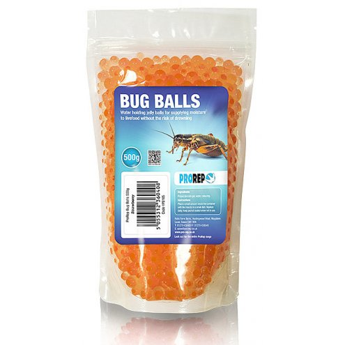 ProRep Bug Balls Orange 500g