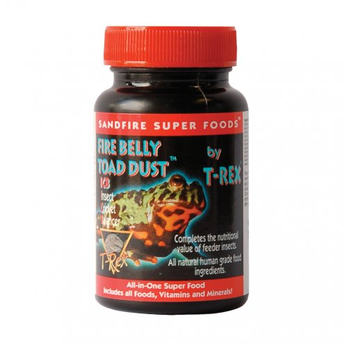 T-Rex Repashy Fire-bellied Toad Cricket Balancer 50g