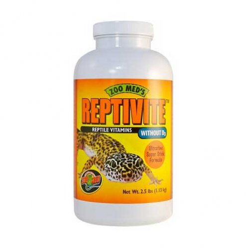 Zoo Med Reptivite WITHOUT D3  453.6g