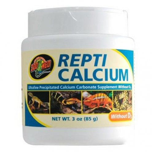 Zoo-Med Repti Calcium WITHOUT D3 1360g