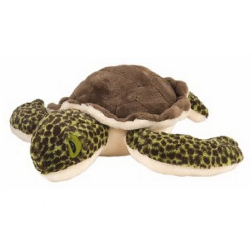 Wild Republic Cuddlekins Green Sea Turtle 30cm Toy