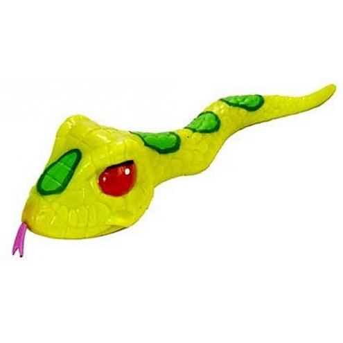 Wild Republic Squeeze Eye Snake Assorted Colours 20cm