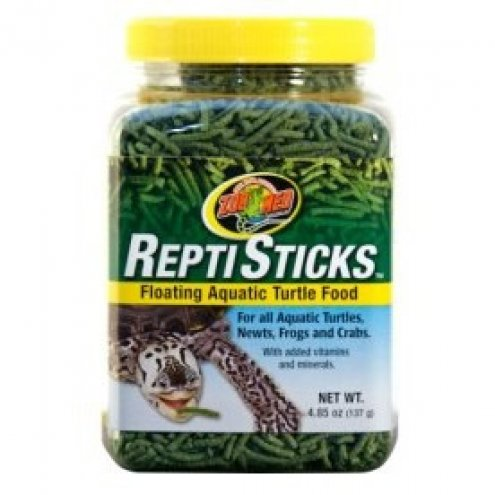 Zoo Med Reptisticks Turtle Food 998g