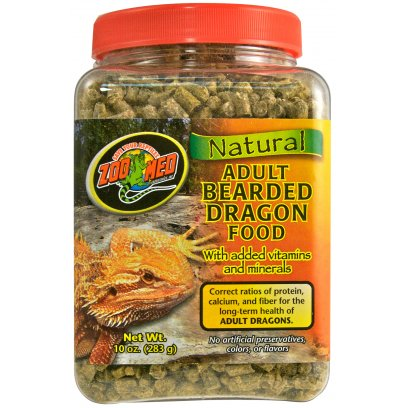Zoo Med Adult Bearded Dragon Food 283g