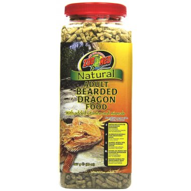 Zoo Med Adult Bearded Dragon Food 567g