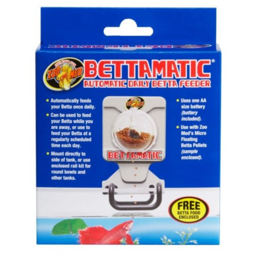 Zoo Med Bettamatic Daily Betta Feeder