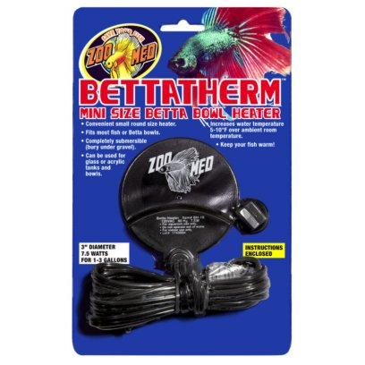 Zoo Med Bettatherm Mini Bowl Heater