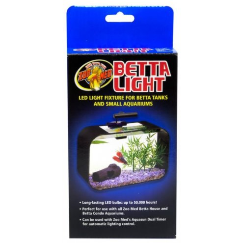 Zoo Med Betta LED Clip-on Light