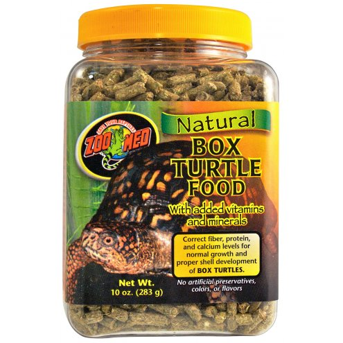 Zoo Med Box Turtle Food 283g