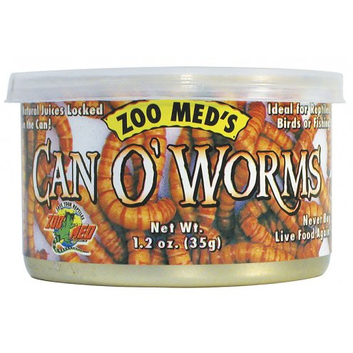 Zoo Med Can O' Worms 35g