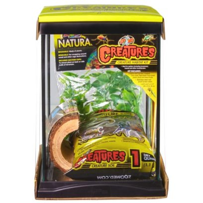 Zoo Med Creatures Habitat Kit