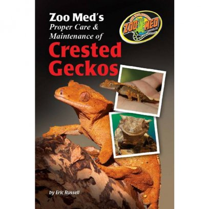Zoo Med Care & Maintenance of Crested Geckos
