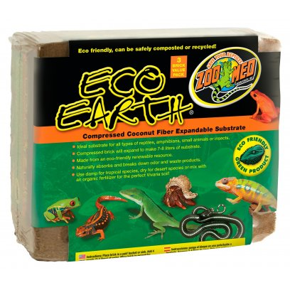 Zoo Med Eco Earth 3-Pack