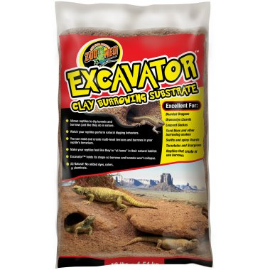 Zoo Med Excavator Clay Substrate 4.5Kg