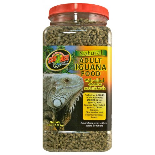 Zoo Med Adult Iguana Food 2268g