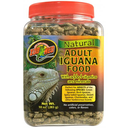 Zoo Med Adult Iguana Food 283g
