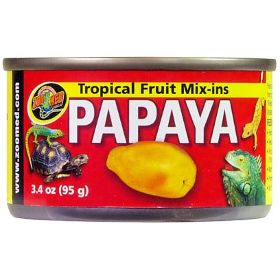Zoo Med Tropical Fruit Mix-in Papaya 95g