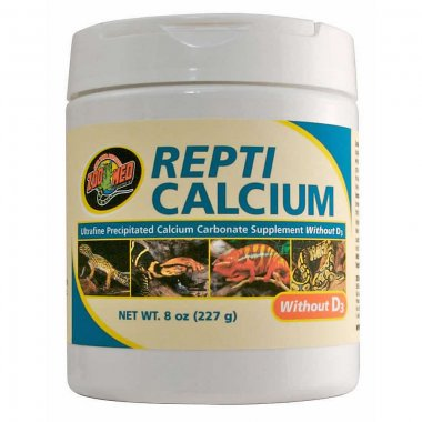 Zoo Med Repti Calcium WITHOUT D3 227g
