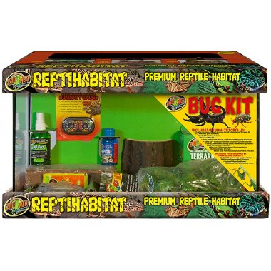 Zoo Med ReptiHabitat Bug Kit